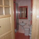 U Zbójnika - łazienka